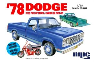 1978 Dodge D100 Custom Pickup