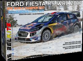 FORD FIESTA RS WRC 2017