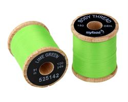 Body Thread - Lime Green