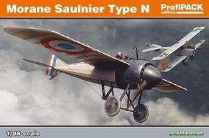 Morane Saulnier Type N - Profi pack