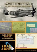 1/32 Mask for Hawker Tempest MkV RAF