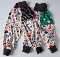 Fox Pants Medium