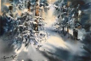 Inger Hoff-Vinterpalett VIII