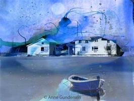 Anne Gundersen-Blå kveld