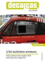 Guillotine Windows