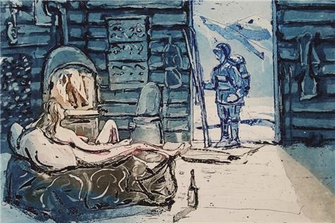 Kristian Finborud-Fra hytte til hytte