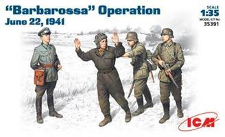 Operation Barbarossa June 22, 1941