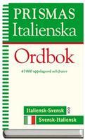 Italienska ordbok Prismas