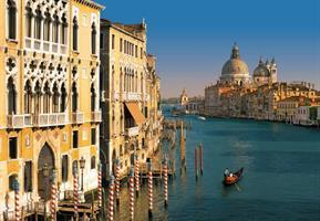 Komar fototapet Venezia
