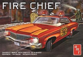 Fire Chief 1971 Chevy Impala