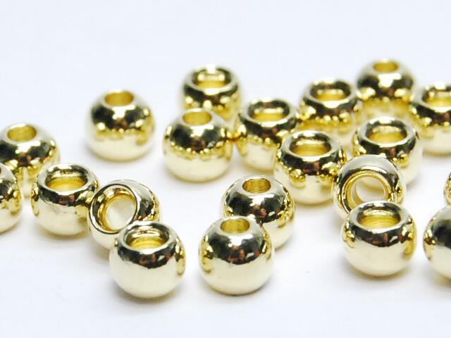 Brass Bead 4.0mm