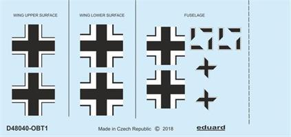 Fw 190A-2 national insignia