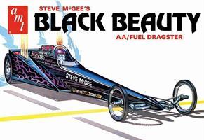 Steve McGee Black Beauty Wedge Dragster