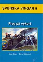 Flyg på vykort