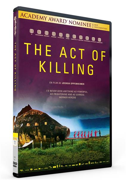 The Act of Killing DVD