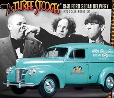 3 Stooges 1940 Ford Sedan