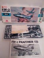 Grumman F9F-2 Panther US Navy Fighter