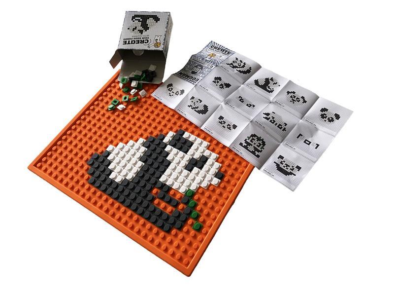 E1ANIMALEGGIS Eggisbox Panda