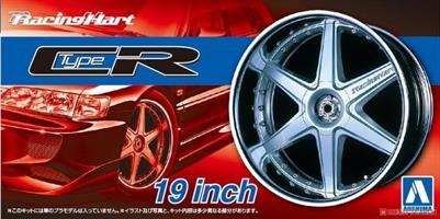 Racing Heart Type CR 19 Inch