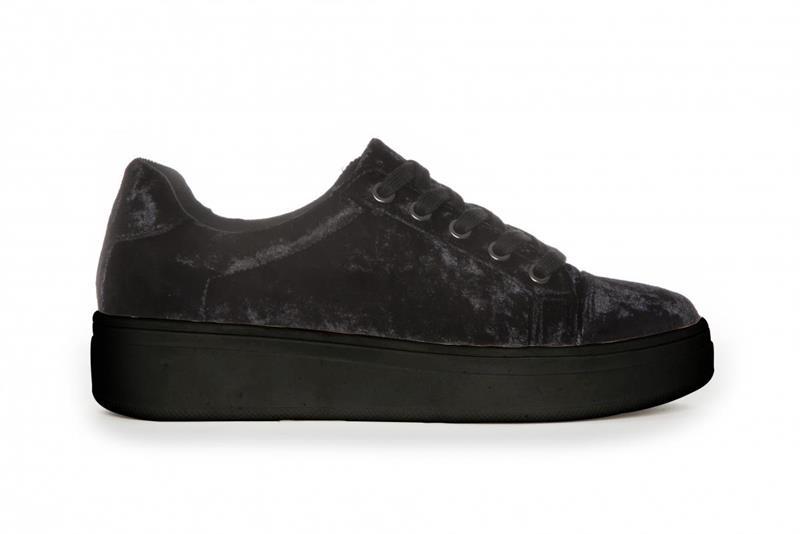 Duffy Velvet Sneaker