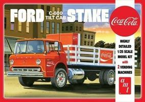 Coca-Cola Ford C-600 Tilt Cab Stake