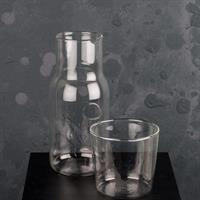 Karaff och glas