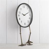 Klocka, tiden går