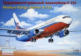 Boeing 737-400 Transaero Airlines