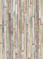 Komar fototapet Urban Wood