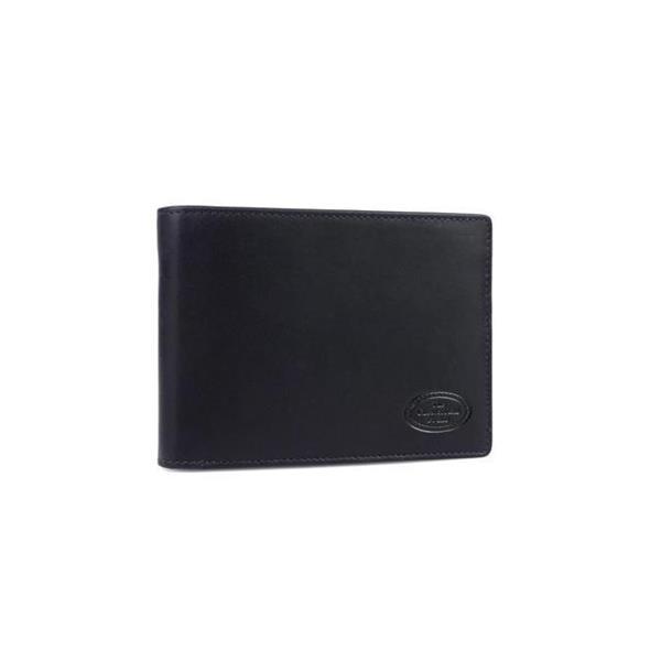 Chesterfield plånbok dollar skinn svart