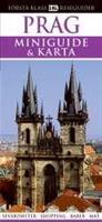 Prag  - miniguide, karta