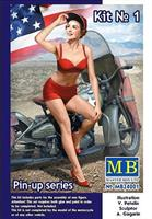 Pin-up series Kit No. 1 Marylin
