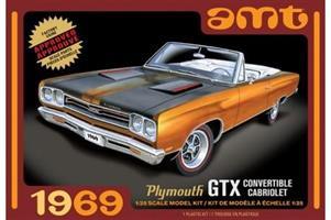 1969 Plymouth GTX Convertible