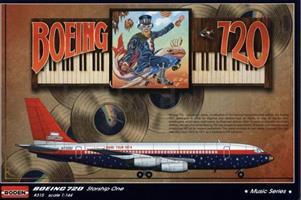 Boeing 720 Starship One Starship One Elton John Ba