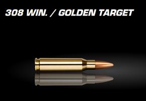 .308 WIN GOLDEN TARGET 150 GRAIN (50)