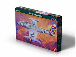 F-84G 'Thunderjet' Inkl Norske dekaler