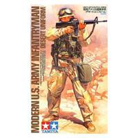 Modern US Army Infantryman (Desert Uniform)