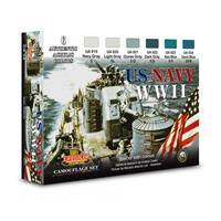 Camouflage Set US Navy WWII Set 1