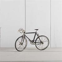 Cykel, svart