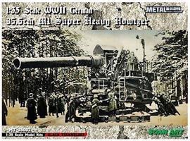 35.5cm Haubitze M.1 (35.5-cm H M.1) Heavy Siege Ho