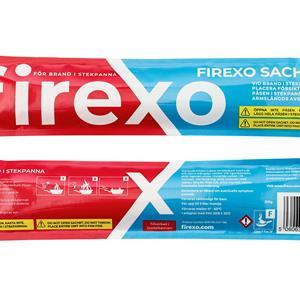 Firexo Sachet brandsläckningspåse 5 pack kampanj