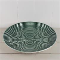 Fat, keramik, reaktiv glasyr, Portugal