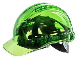 Hjälm Translucent PV50 bright grön