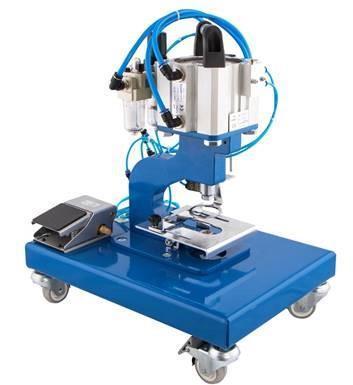 KFG 10  puoliautomaattinen Purjerengaskone