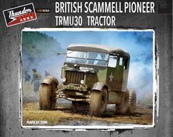 British Scammell Pioneer TRMU30 Tractor