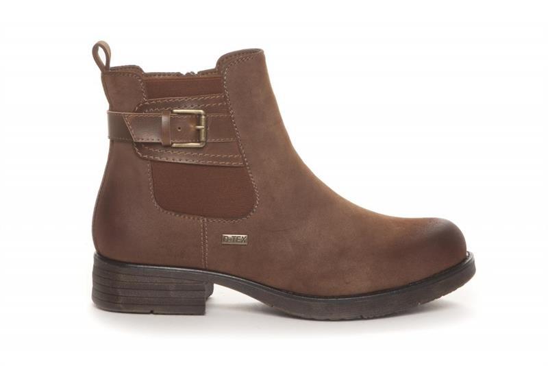 Duffy Boots D-Tex Cognac