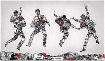 LIz Ravn - Jumping Beatles