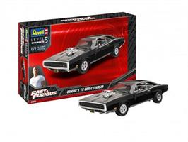 Fast & Furious - Dominics 1970 Dodge Charger