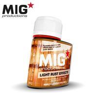 LIGHT RUST EFFECTS