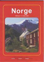 Norge 1:1,5 m